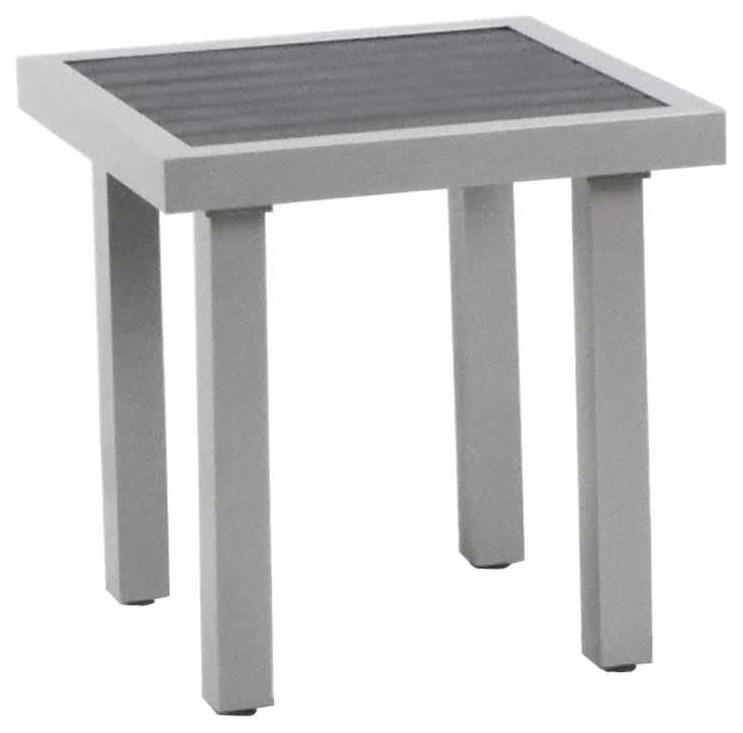 Patio Renaissance 21 inch Square Table by Patio Renaissance at Johnny Janosik