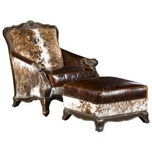 Paul Robert Buckley  Buckley Chair and Ottoman