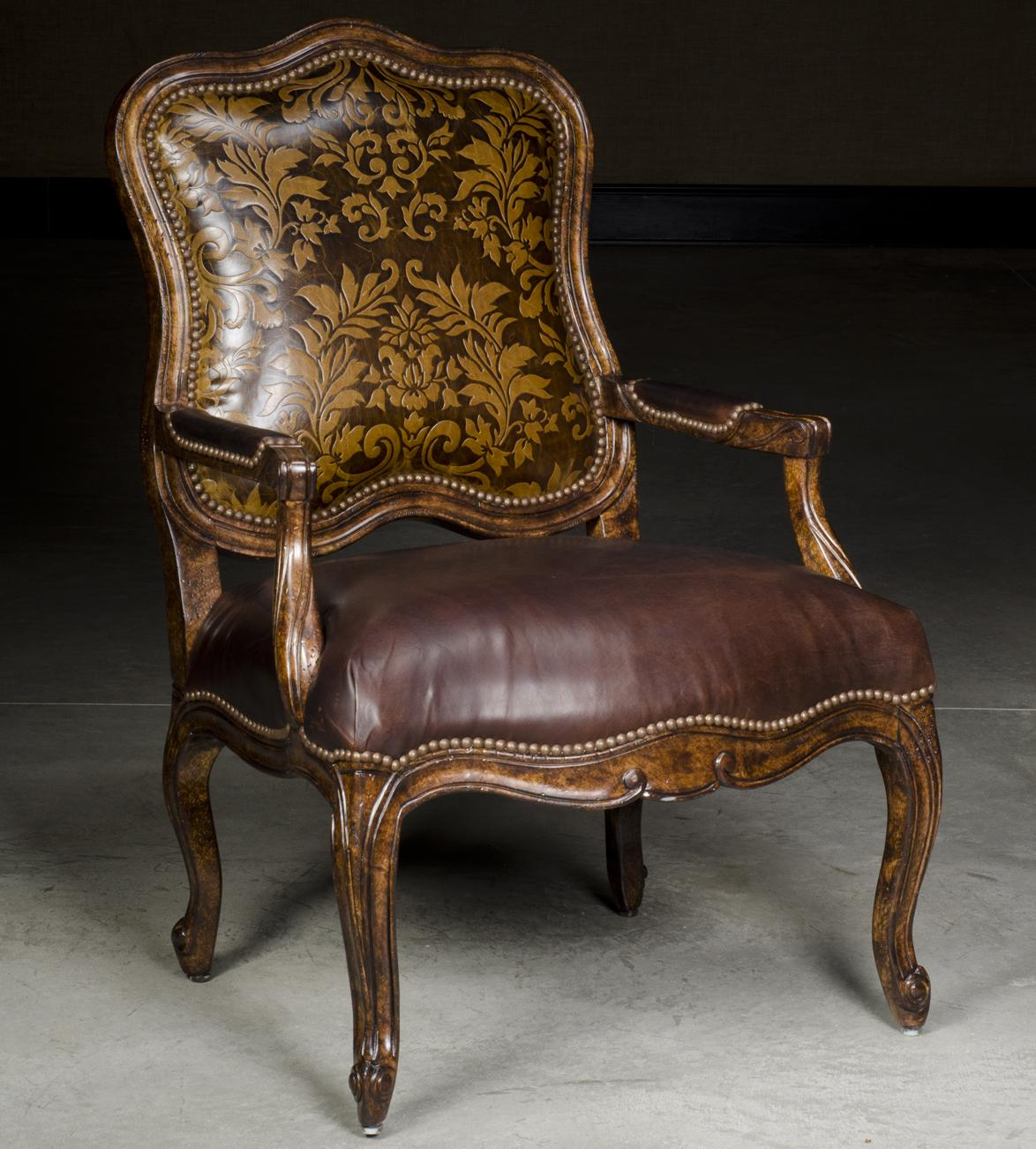 Darcy  Darcy Chair by Paul Robert at Alison Craig Home Furnishings