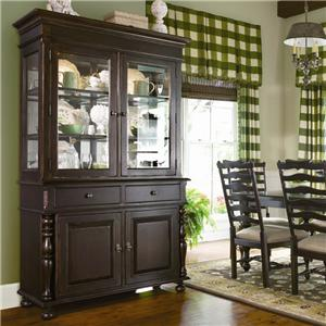 Buffet & Hutch China Cabinet