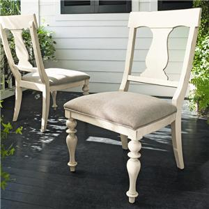 Paula Deen by Universal Paula Deen Home Paula's Dining Side Chair