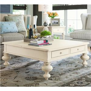 Paula Deen by Universal Paula Deen Home Put Your Feet Up Table