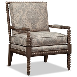 Traditional Spool-Turned Chair