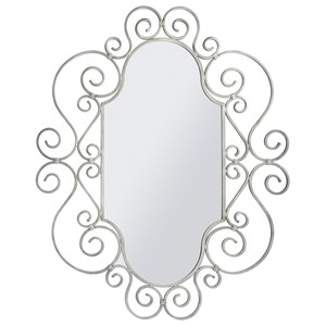 Firefly Mirror with Metal Frame