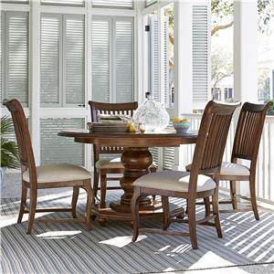Paula Deen by Universal Dogwood 5 Piece Dining Set
