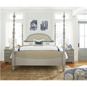 Paula Deen by Universal Dogwood California King Bedroom Group