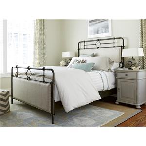 Paula Deen by Universal Dogwood King Bedroom Group