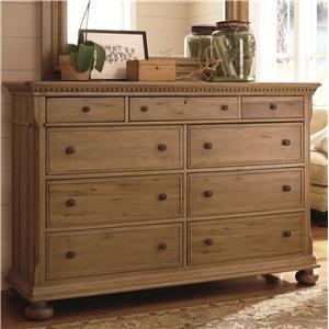 Paula Deen by Universal Down Home Aunt Peggy's Dresser