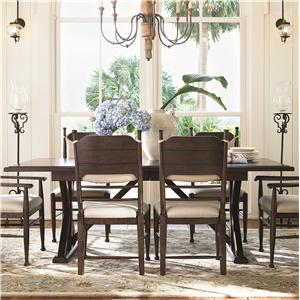Paula Deen by Universal Down Home Family-Style Table