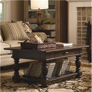 Paula Deen by Universal Down Home Coffee Table