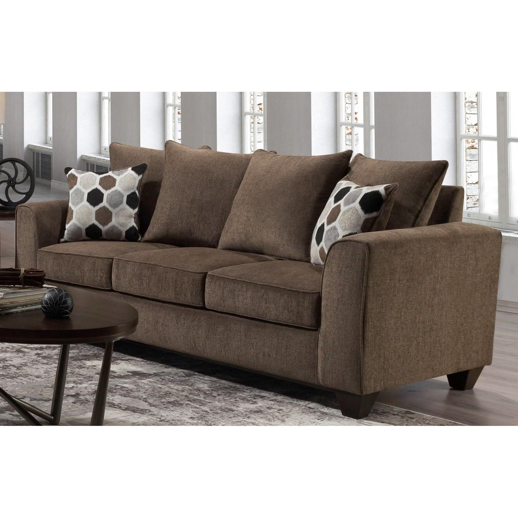 1220 Sofa by Peak Living at Prime Brothers Furniture