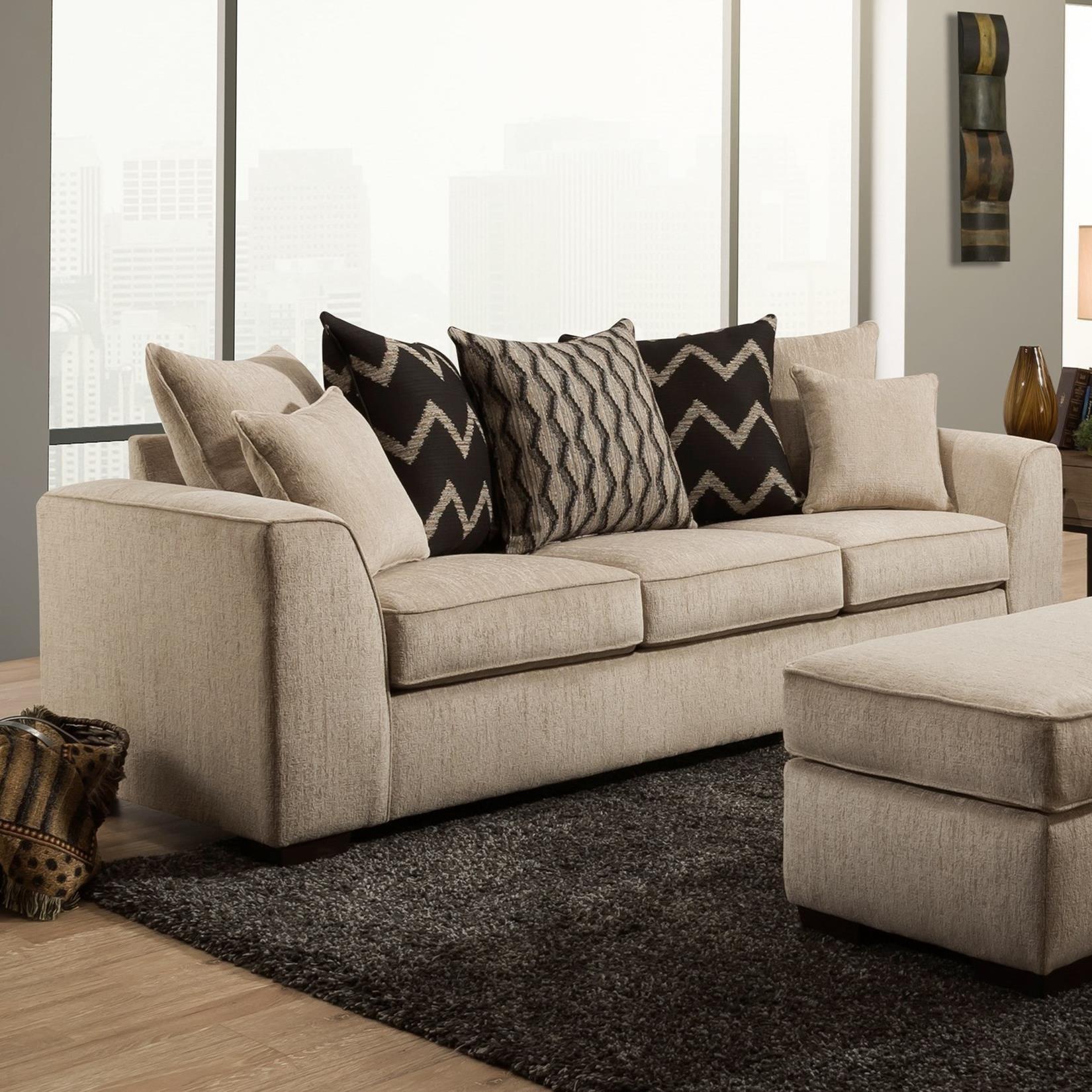 2600 Sofa by Peak Living at Prime Brothers Furniture