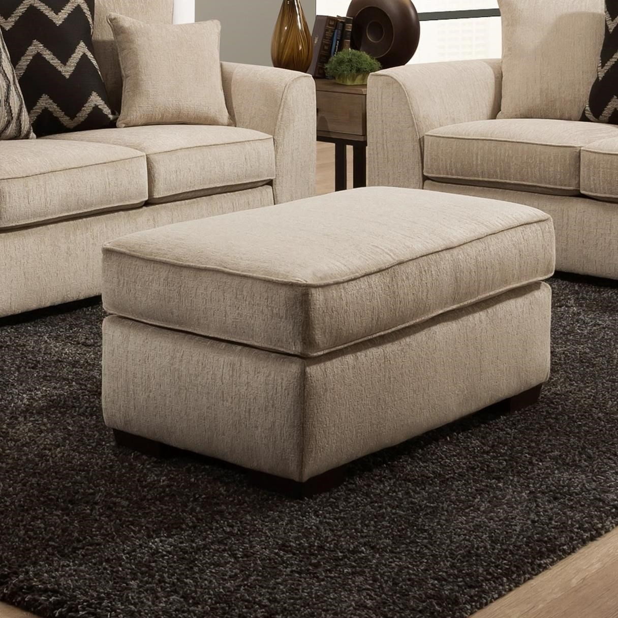 2600 Ottoman   by Peak Living at Prime Brothers Furniture