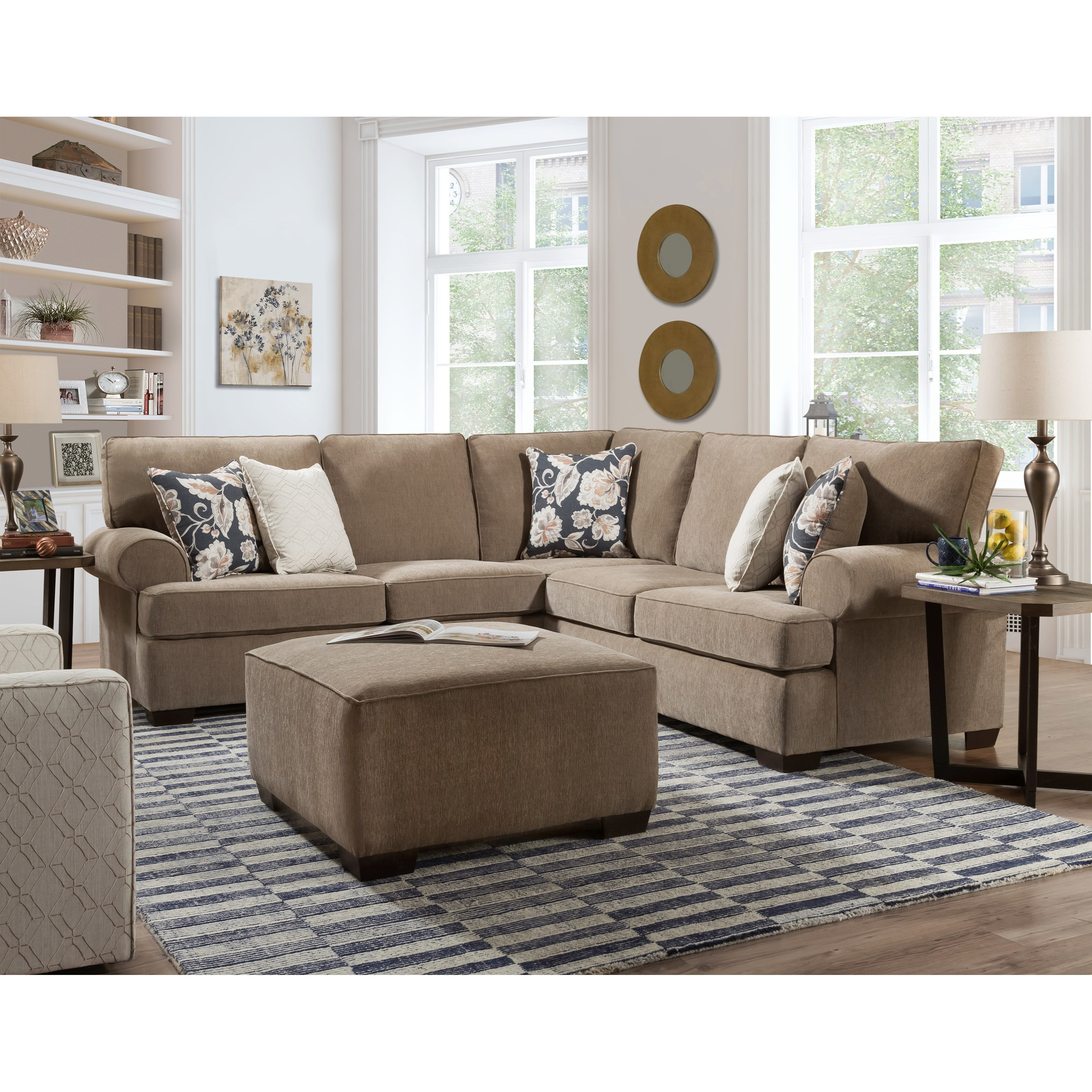 3010 Living Room Group by Peak Living at Prime Brothers Furniture