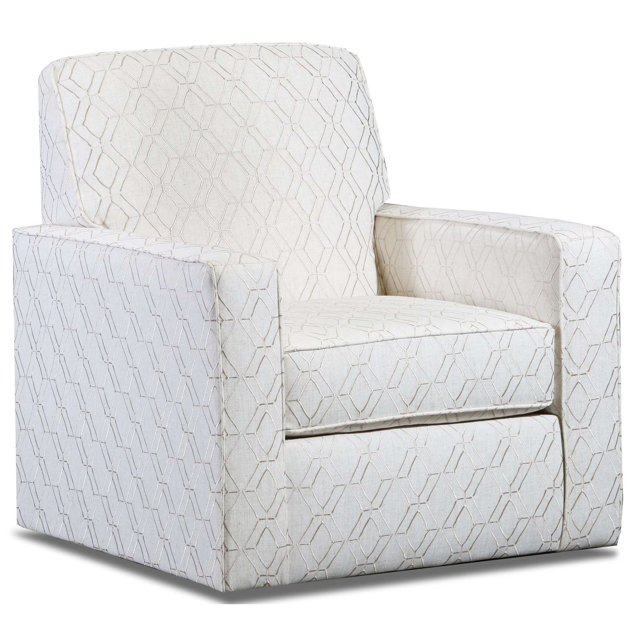 3010 Swivel Chair by Peak Living at Prime Brothers Furniture