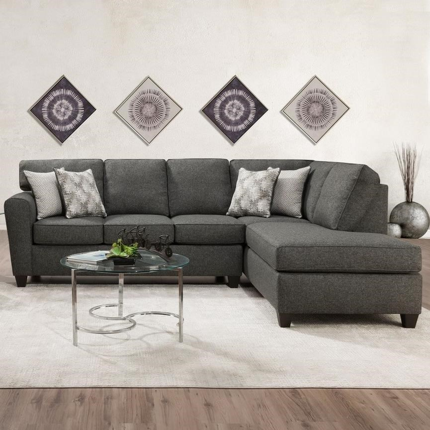 3100 2-Piece Sectional by Peak Living at Prime Brothers Furniture