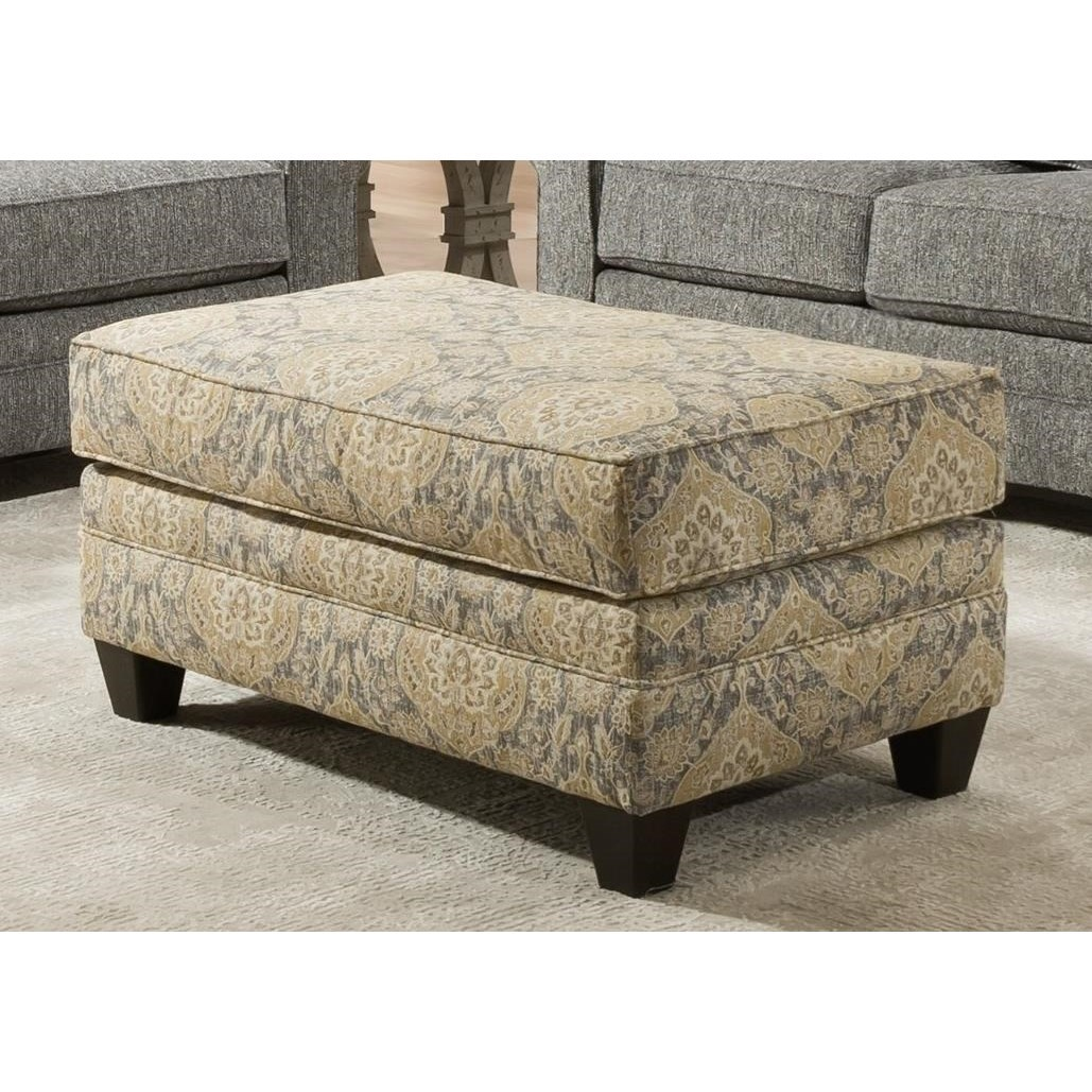 4170 Ottoman  by Peak Living at Prime Brothers Furniture