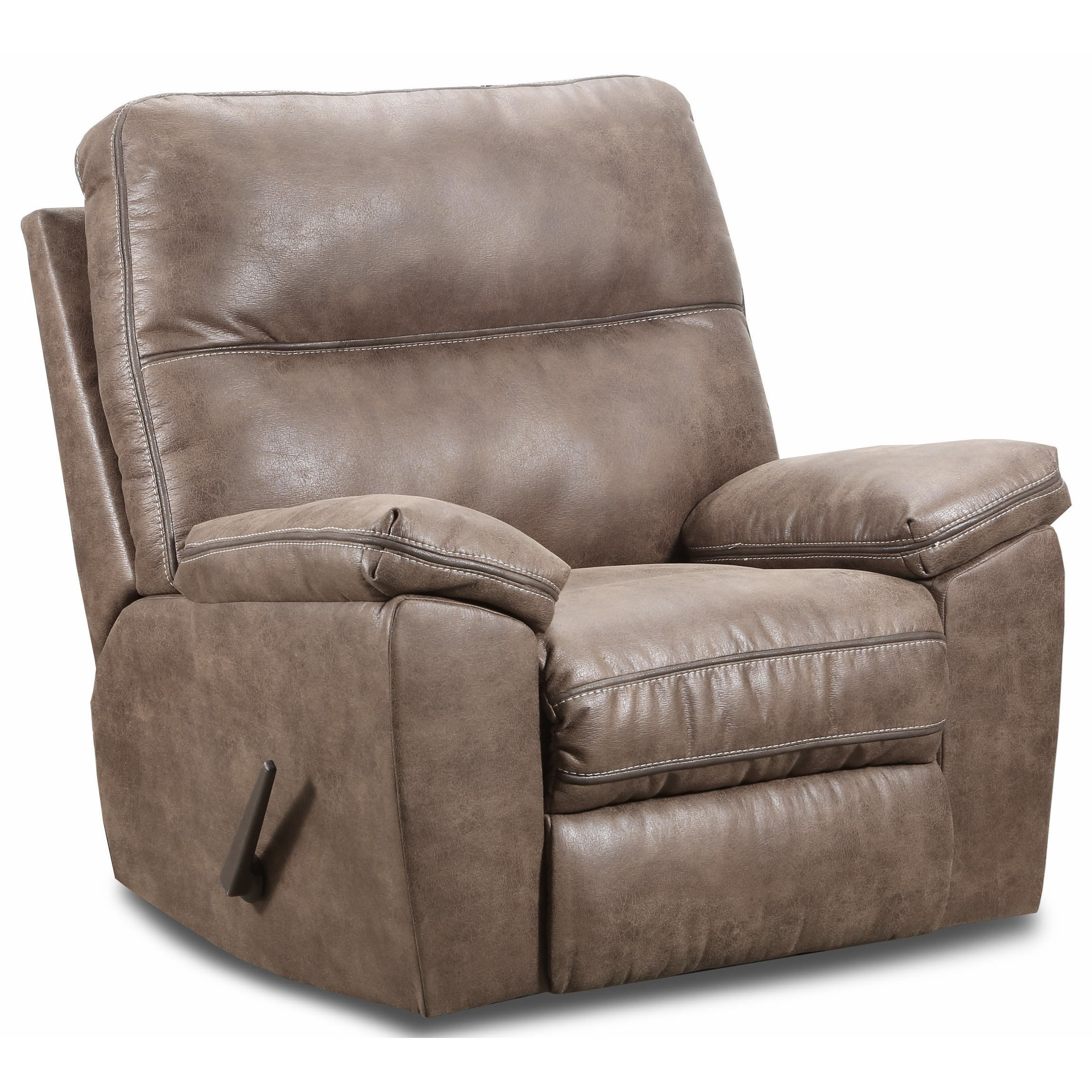 6000 Recliner by Peak Living at Prime Brothers Furniture