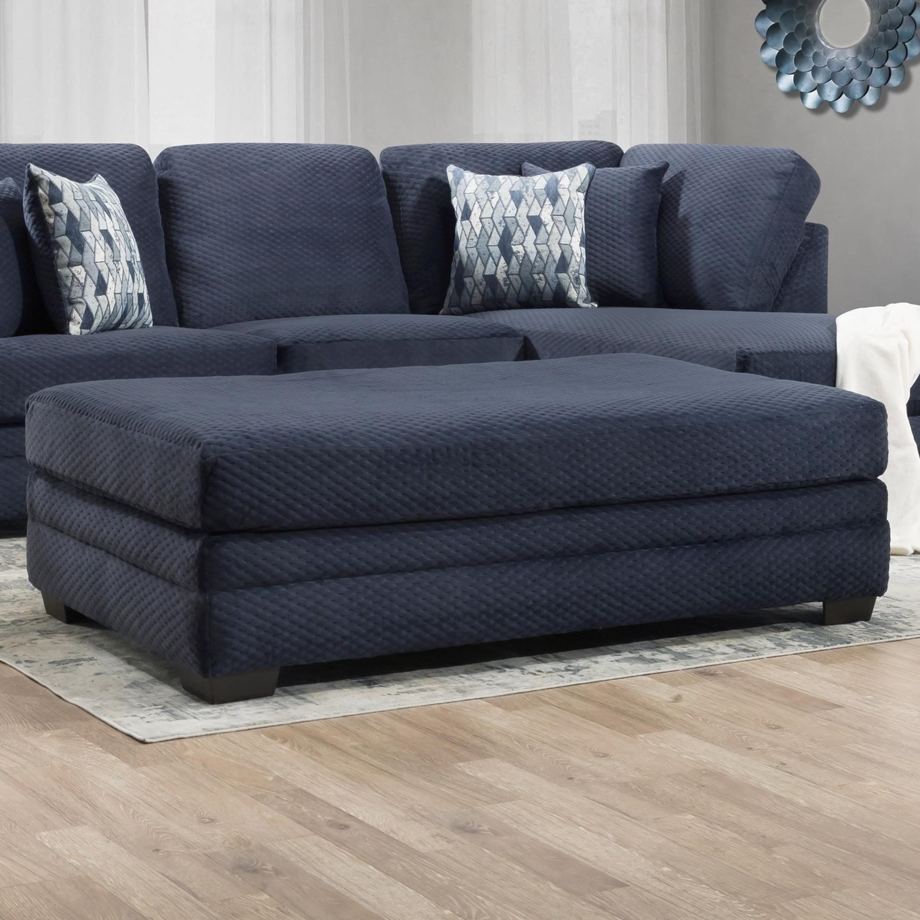 7000 Ottoman  by Peak Living at Prime Brothers Furniture