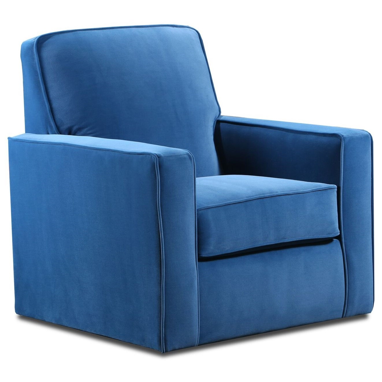 Columbia Swivel Chair at Rotmans
