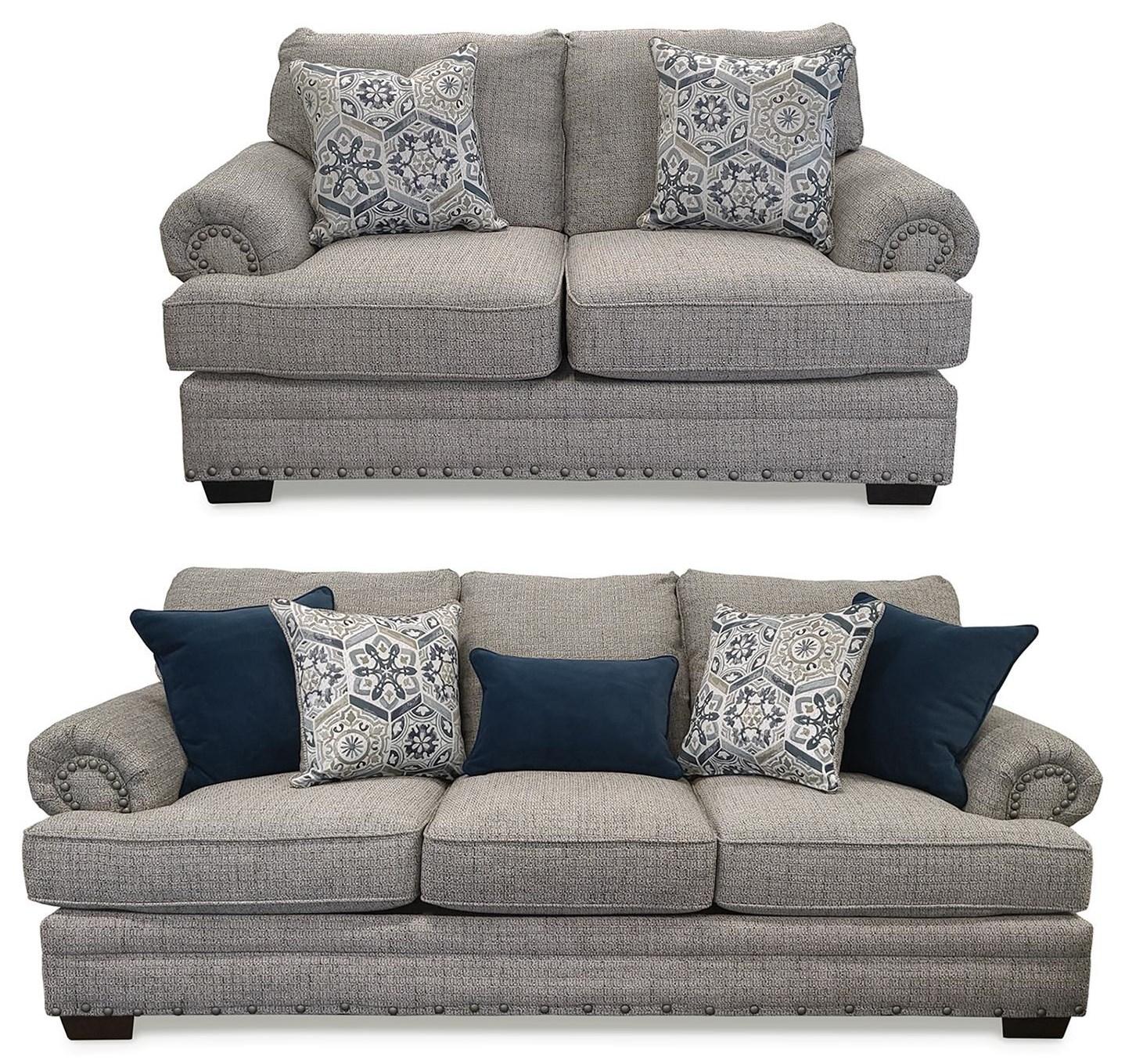 Columbia 2PC Sofa & Loveseat Set at Rotmans