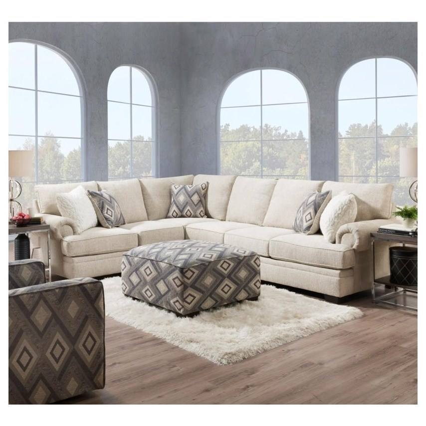 8200 Living Room Group by Peak Living at Prime Brothers Furniture