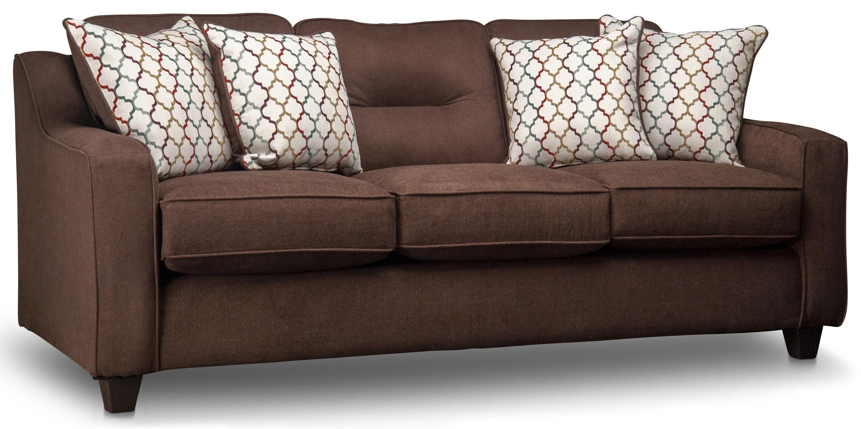 Crispin Crispin Sofa by Peak Living at Morris Home