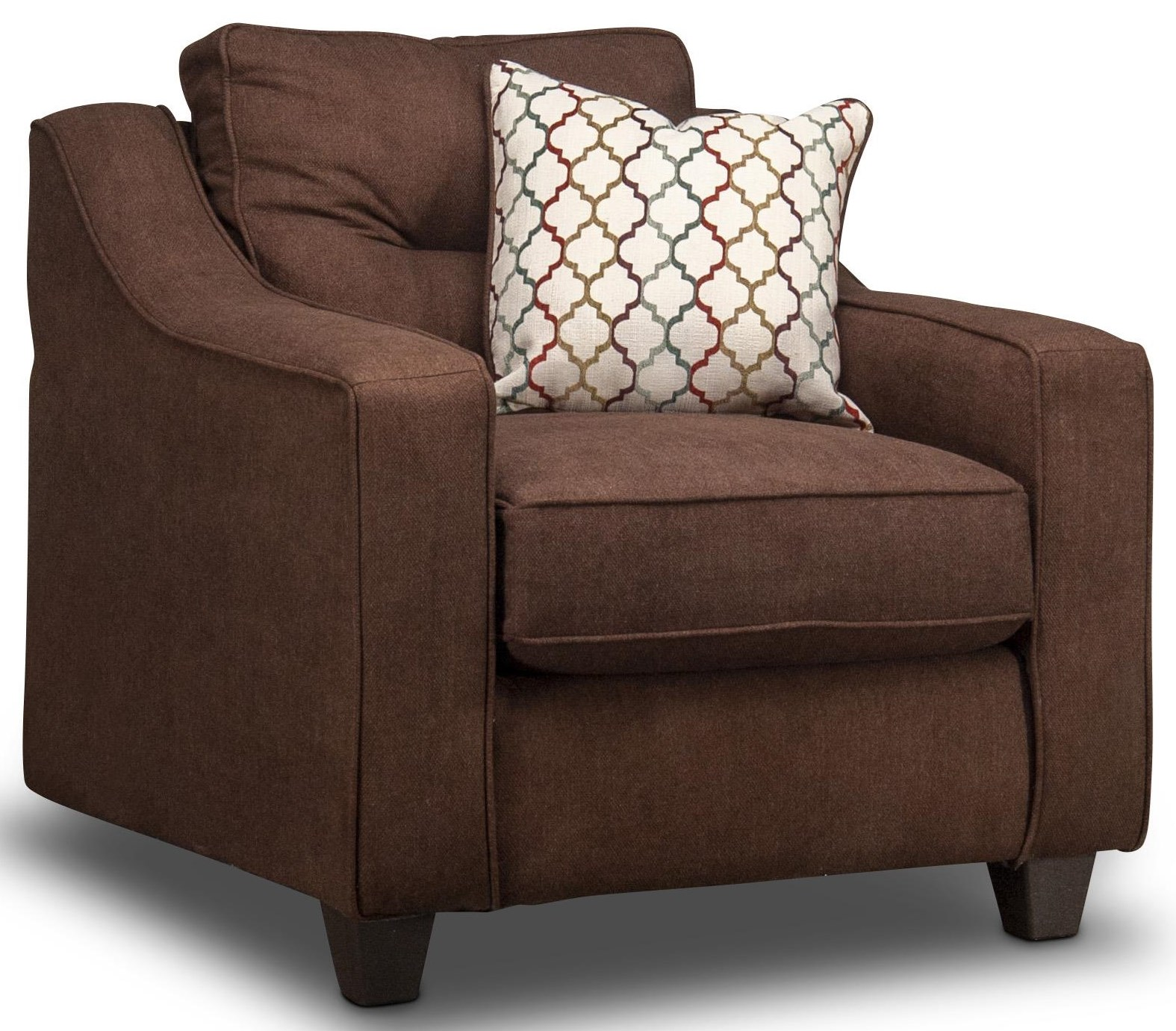 Crispin Crispin Chair by Peak Living at Morris Home
