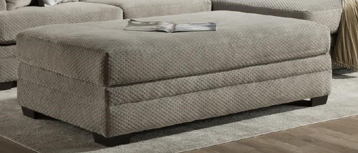 Leora Leora Ottoman by Peak Living at Morris Home