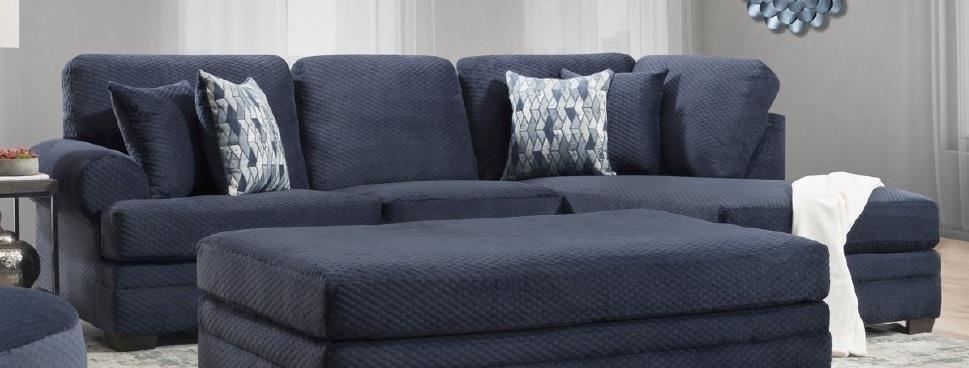 Leora Leora Sectional Sofa by Peak Living at Morris Home