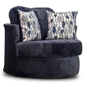 Leora Barrel Chair