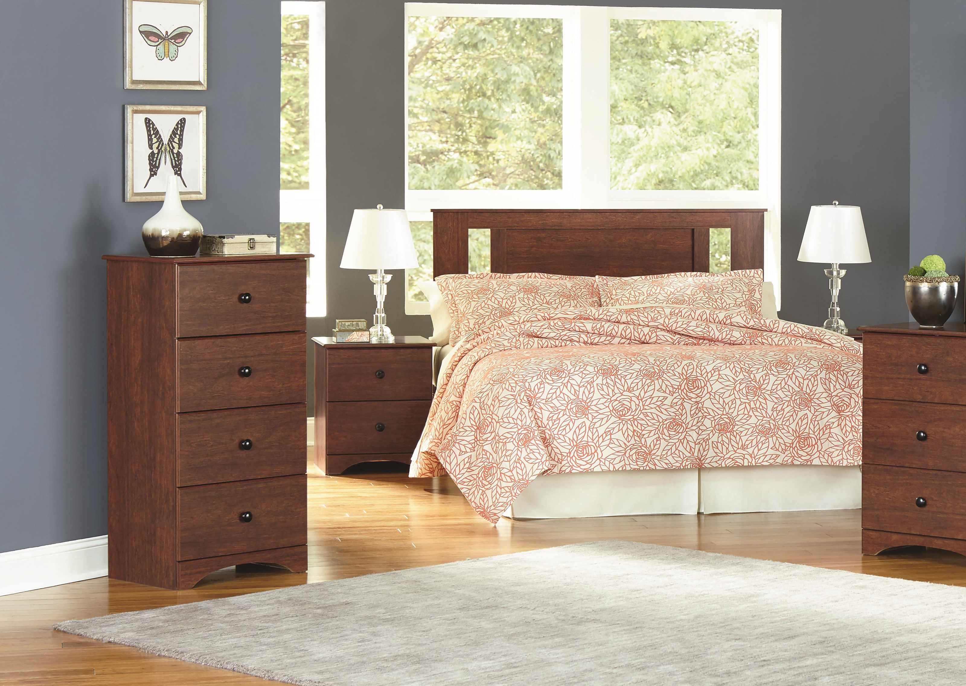 Queen Panel Headboard Package