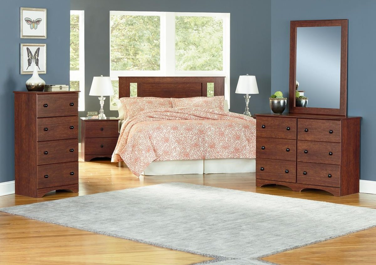 11000 Series 3 Piece Full Bedroom Set by Perdue at Sam Levitz Outlet