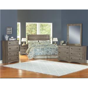 3 Piece Twin Bedroom Set