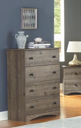 """13000 Series 32"""" 4 Drawer Chest by Perdue at Sam Levitz Furniture"""