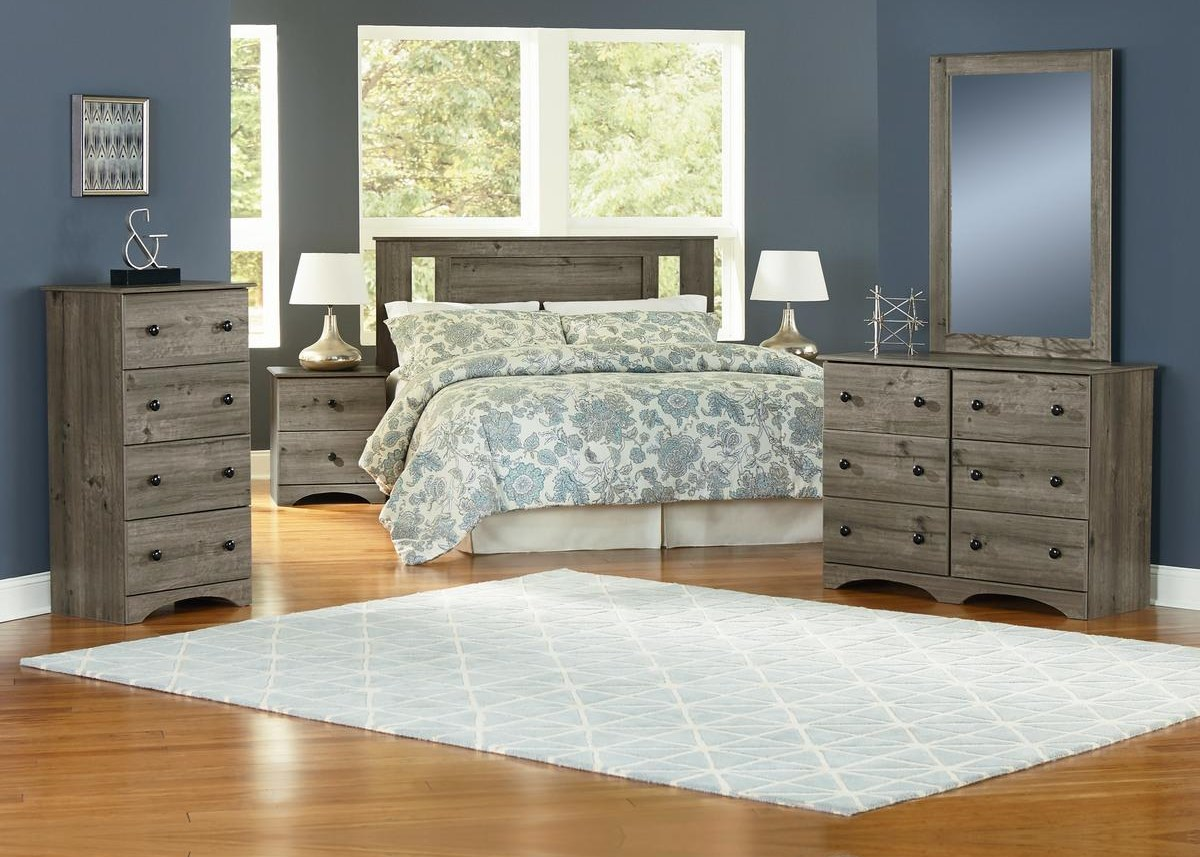 13000 Series 3 Piece Full Bedroom Set by Perdue at Sam Levitz Furniture