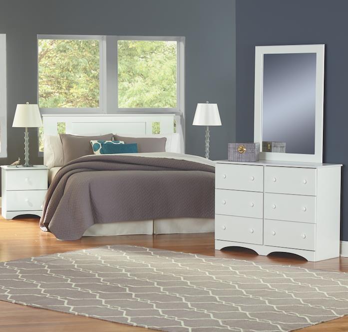 5 Piece Full Storage Bedroom Group