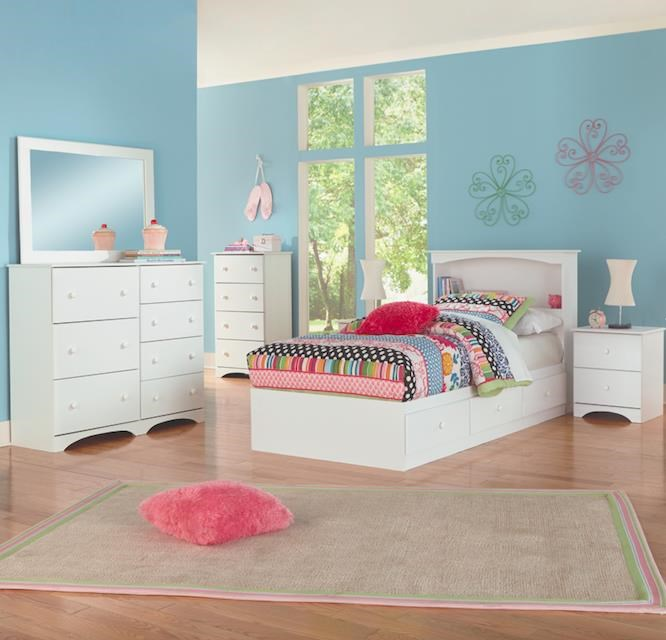 14000 Series 3 Piece Twin Bedroom Set by Perdue at Sam Levitz Furniture