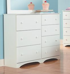 14000 Series 7 Drawer Dresser Chest by Perdue at Sam Levitz Outlet
