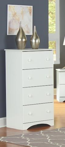 """14000 Series 23"""" 4 Drawer Chest by Perdue at Sam Levitz Outlet"""