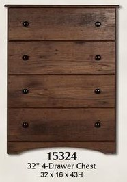 15000 Series Chest by Perdue at Sam Levitz Outlet
