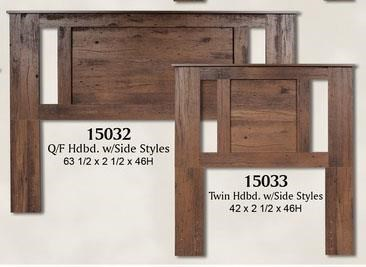 15000 Series Full Panel Headboard by Perdue at Sam Levitz Furniture