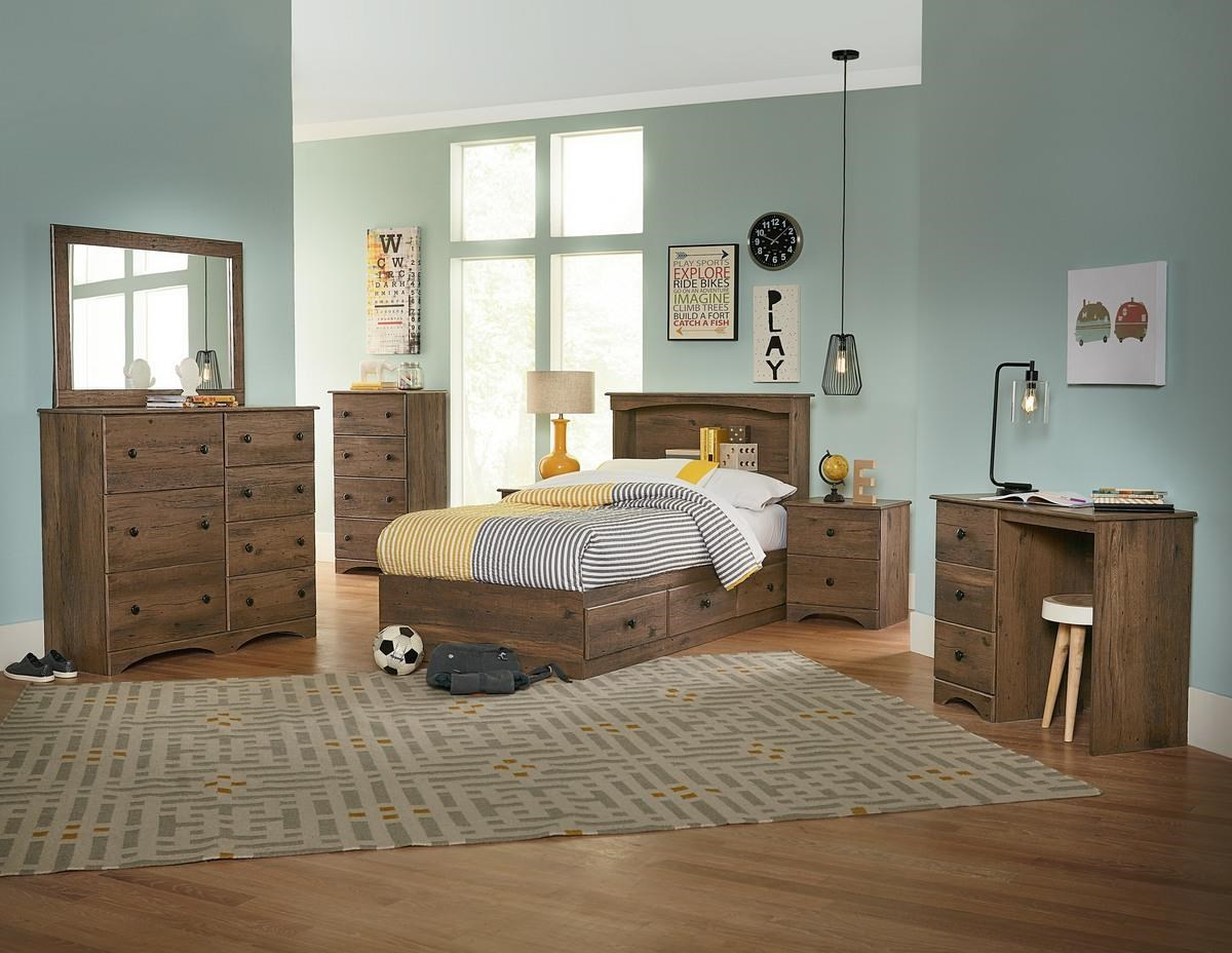 15000 Series 3 Piece Queen Bedroom Set by Perdue at Sam Levitz Furniture