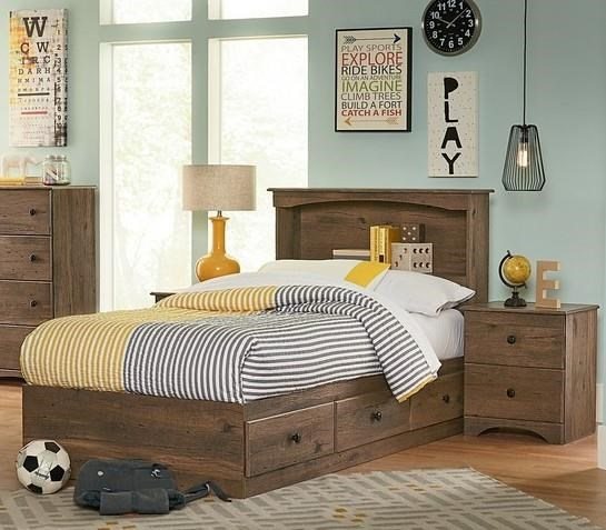 15000 Series 3 Piece Full Bedroom Set by Perdue at Sam Levitz Outlet