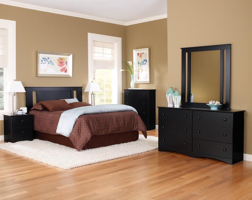 4 Piece Full Bedroom Set
