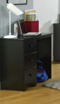 5000 Series 3 Drawer Desk by Perdue at Sam Levitz Outlet