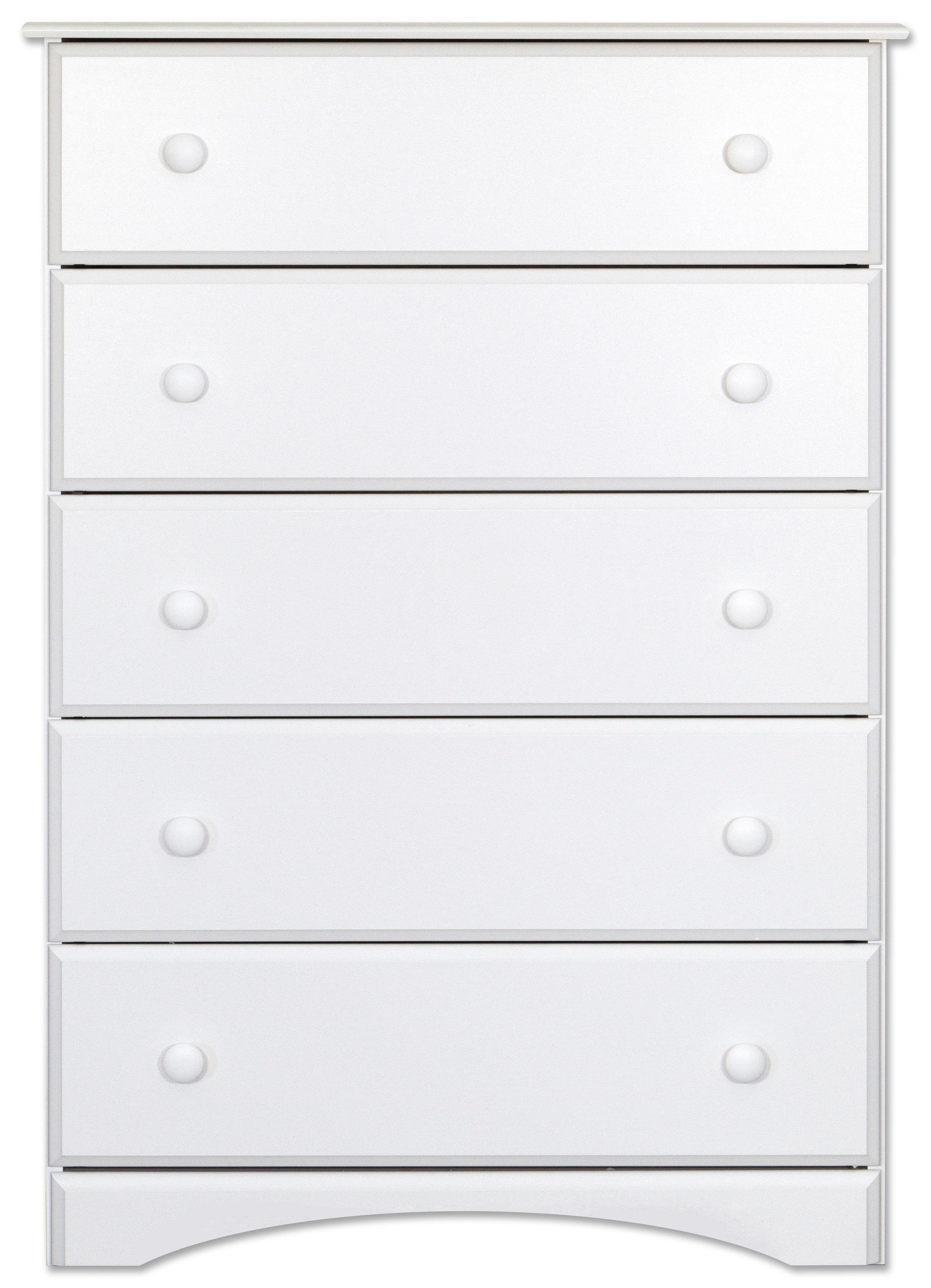 Big Chester 5 Drawer Large Chest by Perdue at Sam Levitz Outlet