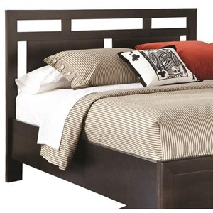 Low Profile Panel  Queen Headboard