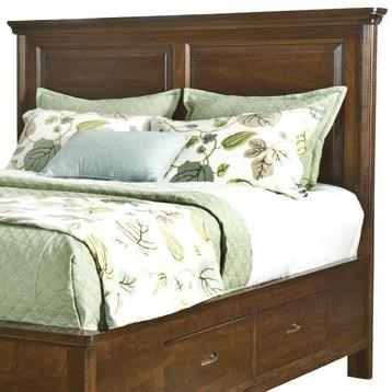 Southbrook Queen Panel Headboard by perfectbalance by Durham Furniture at Stoney Creek Furniture