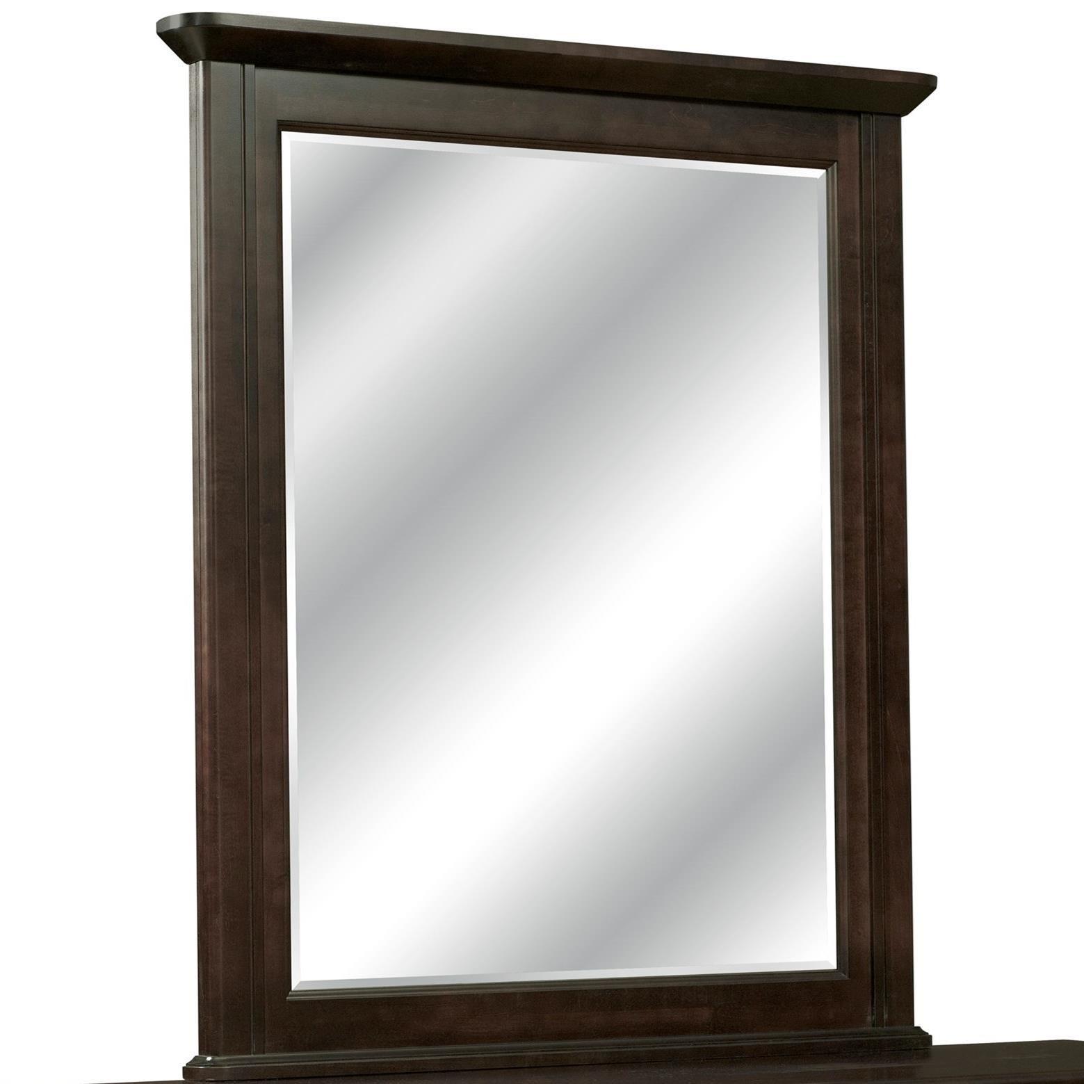 Westend Mirror by perfectbalance by Durham Furniture at Stoney Creek Furniture